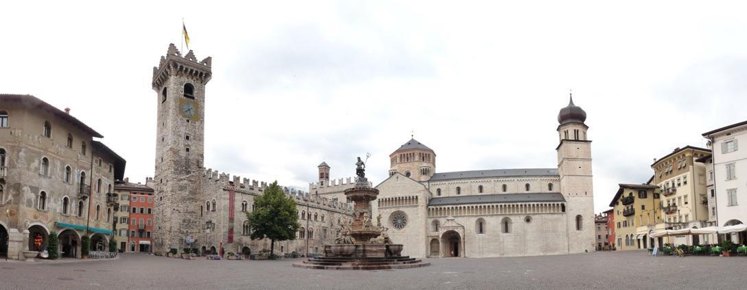 Comune di Trento: aria primaria a basso consumo